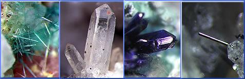 Mineralien und Fossilien Manfred Gruber