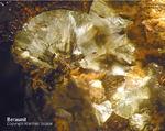Bayern Mineralien Hagendorf Süd Beraunit