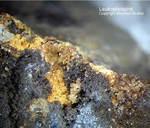 Bayern Mineralien Hagendorf Süd Leukophosphit