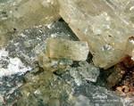 Bayern Mineralien Hagendorf Süd Scholzit
