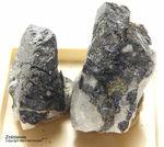 Bayern Mineralien Hagendorf Süd Zinkblende