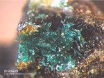Harz Mineralien Ochsenhütte Brochantit