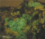 Mineralien Mansfelder Revier Oberhütte Eisleben Antlerit