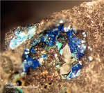 Mineralien Mansfelder Revier Oberhütte Eisleben Anglesit