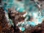 Mineralien Mansfelder Revier Oberhütte Eisleben Serpierit