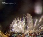 Mineralien Mansfelder Revier Kupferkammerhütte Hettstedt Gips
