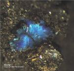 Mineralien Mansfelder Revier Kupferkammerhütte Hettstedt Kupfer