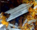 Harz Mineralien Oberschulenberg Glücksrad Cerussit
