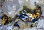 Harz Mineralien Oberschulenberg Chalkopyrit Kupferkies