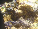 Harz Mineralien Oberschulenberg Glücksrad Azurit